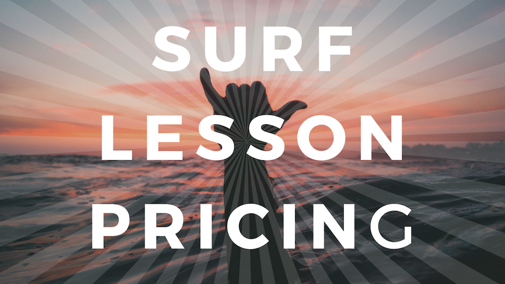 San Diego Surf School Pricing