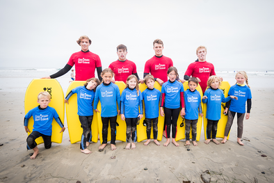 Boogie Board Surf Camp (** 1 Day **) Offered: Monday-Friday