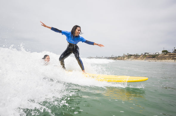 90 Minute Private Surf Lessons *Best Seller*