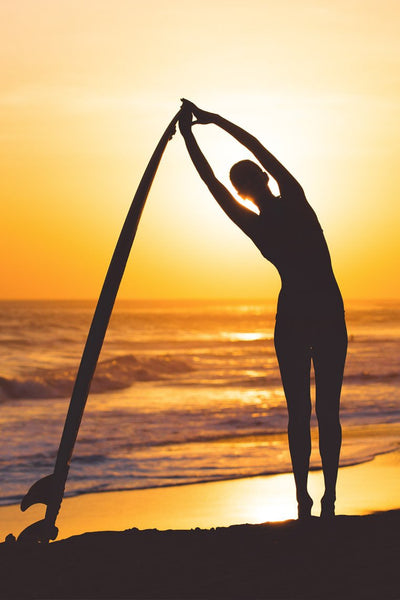 Adult 5 Day Surf Retreat Pacific Beach