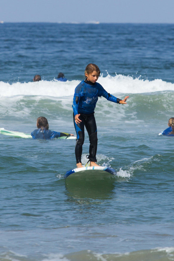 Spring Surf Camp - 1 Days - San Diego Surf School