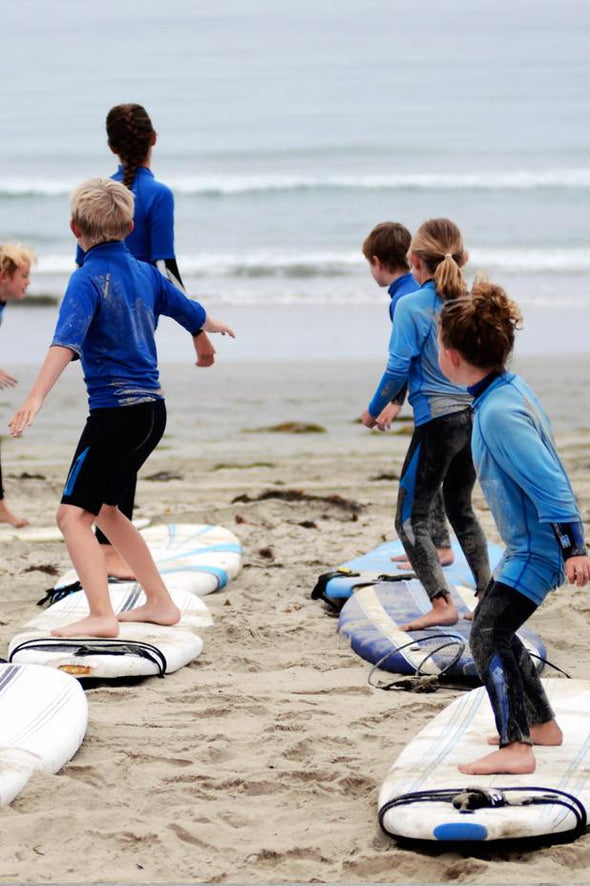 Winter Break Surf Camp - 1 Day - San Diego Surf School