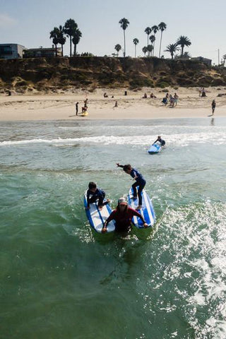 Winter Break Surf Camp - 5 Day