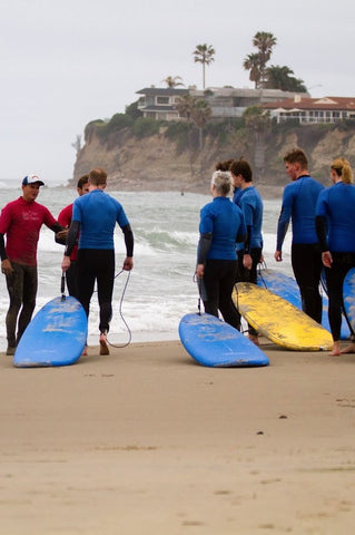 Winter Break Surf Camp - 3 Days