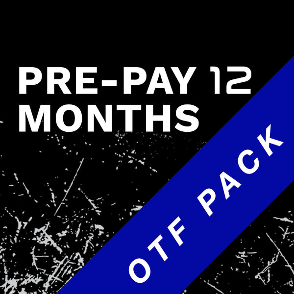 OTF Pack 12 Month Prepay