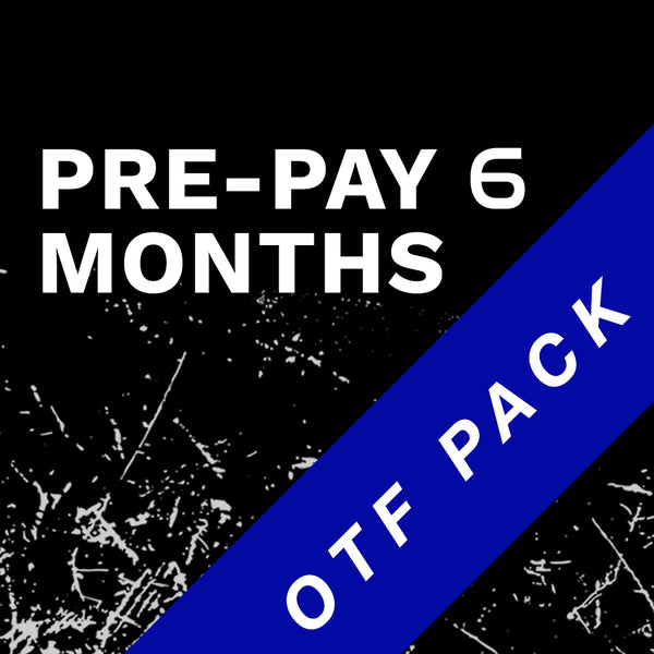 OTF Pack 6 Month Prepay