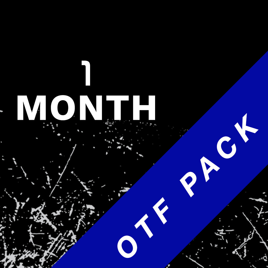 OTF Pack Month to Month