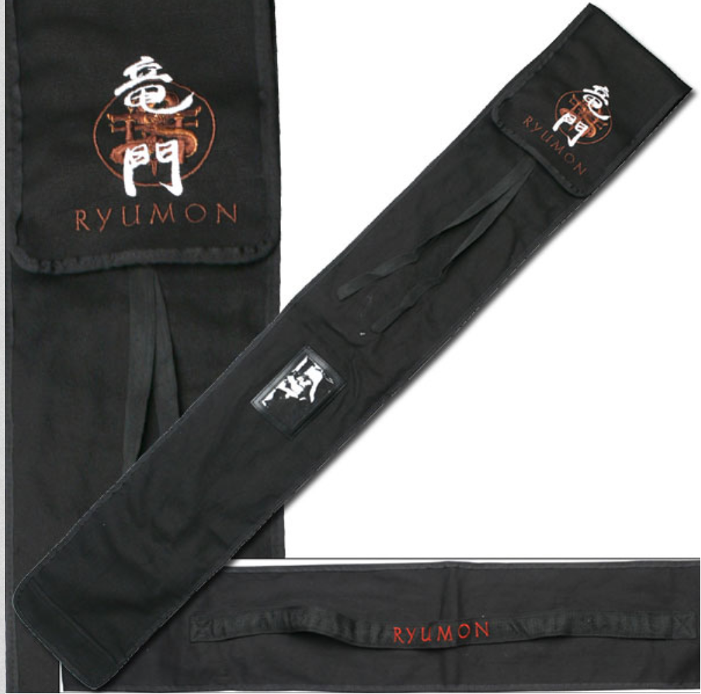 "RYUMON JL-001GD SWORD BAG 53.5"" OVERALL"