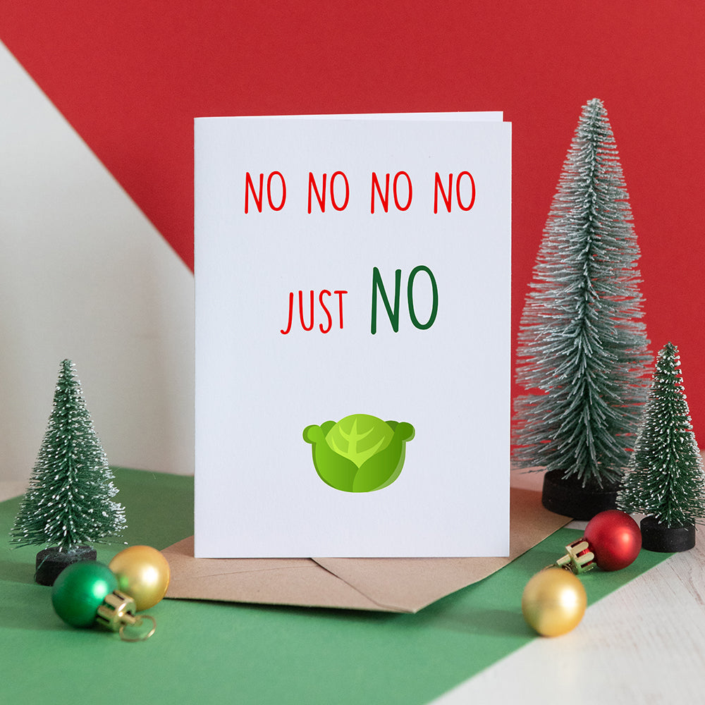 No No No Sprouts!