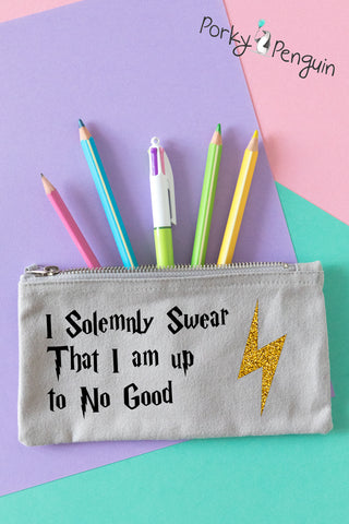 I Solemnly Swear Pencil Case