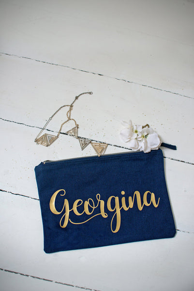 Personalised pouch bag for almost anything!