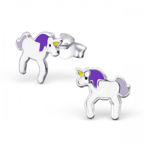 Awesome unicorn earrings
