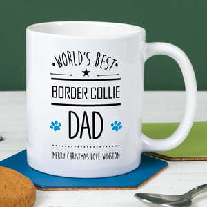 Best Dog Dad Mug - Choose any breed!