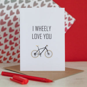 Wheely Love You