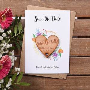Tropical Love - Save the Date