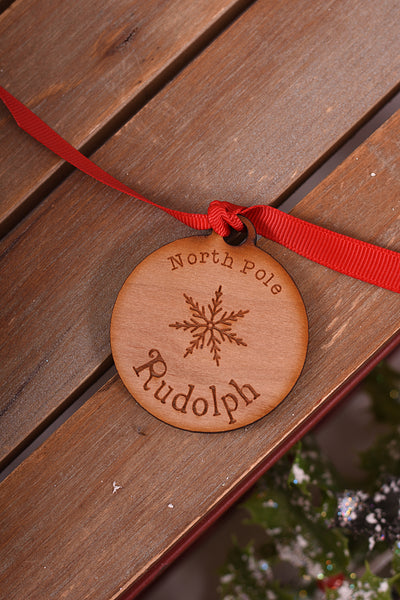 Rudolph's Missing Tag