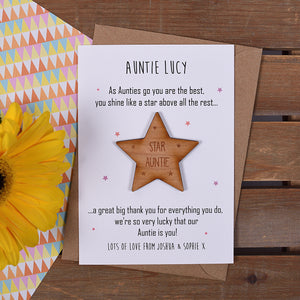 Shine Like A Star - Auntie Magnet