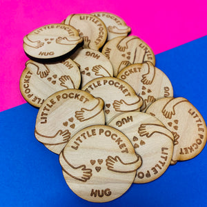 Extra Little Pocket Hug Token Only
