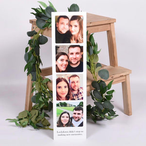 Photo Strip Acrylic Picture Board