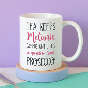 Until it's acceptable Mug