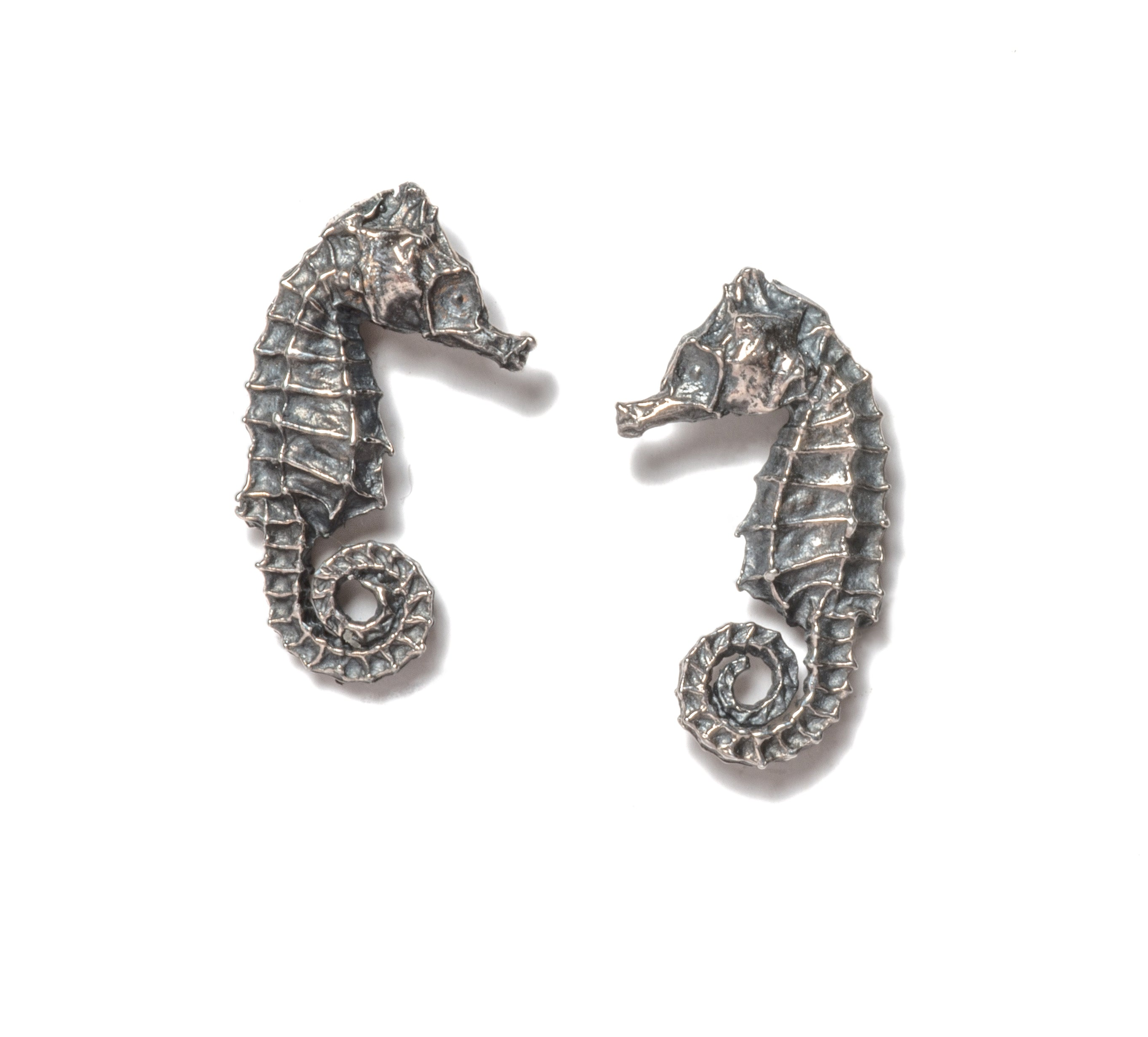 Tiny Seahorse Earrings