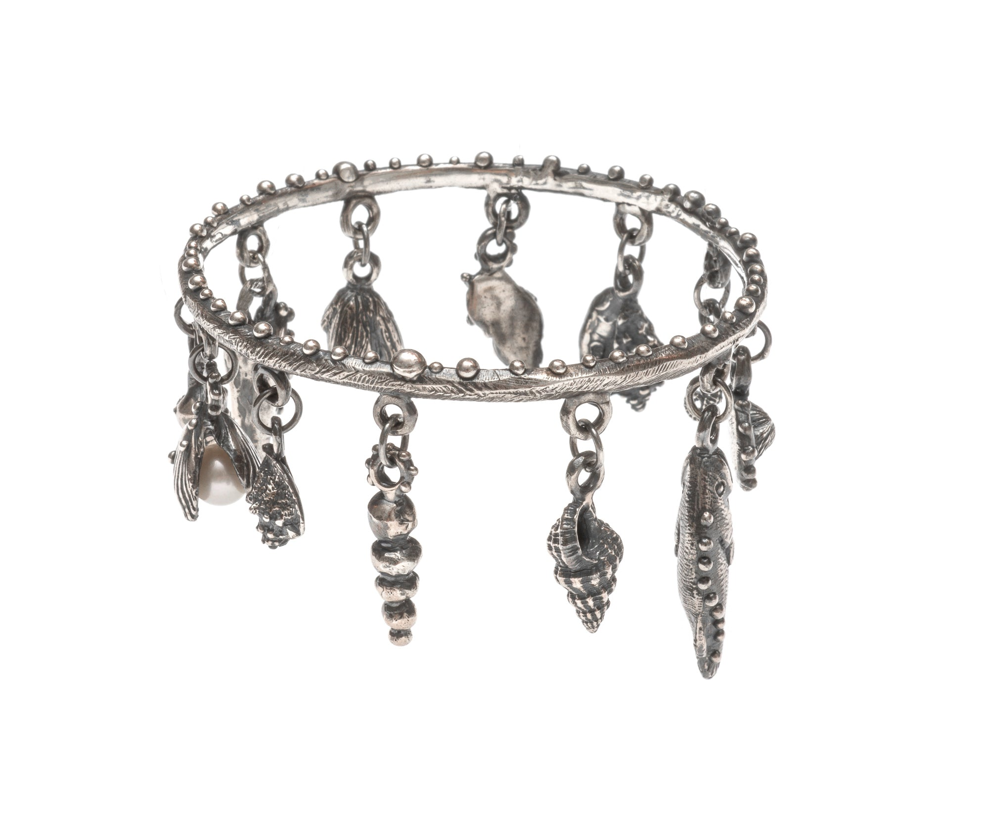 From the Sea ~ Charm bangle