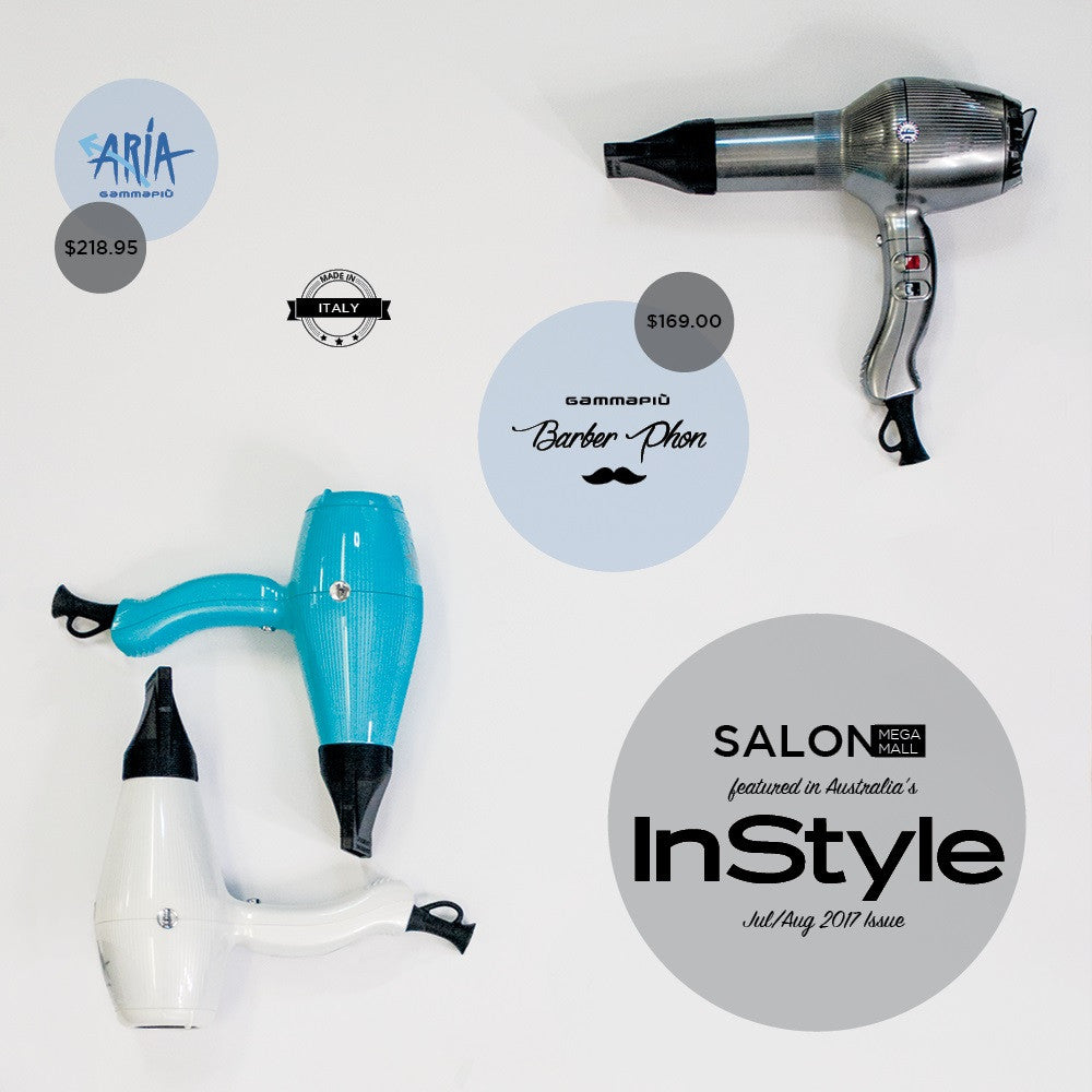 Salon Mega Mall Featured in INSTYLE Magazine