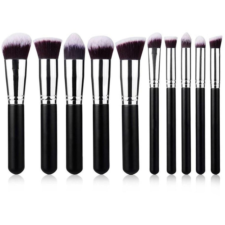 Make-up Brush 10 Piece Set