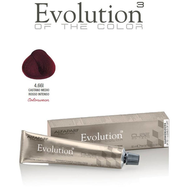 ALFAPARF Evolution of Color PURE REDS