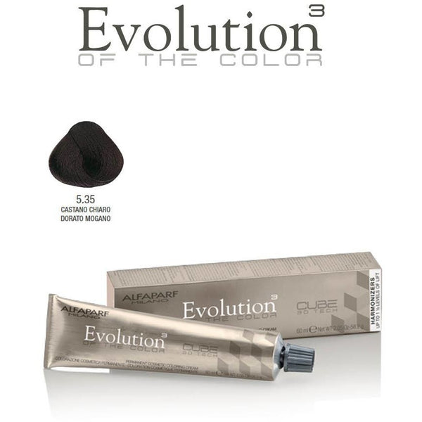 ALFAPARF Evolution of Color TROPICALI SHADES