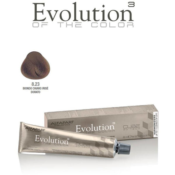 ALFAPARF Evolution of Color ICED COFFEE SHADES