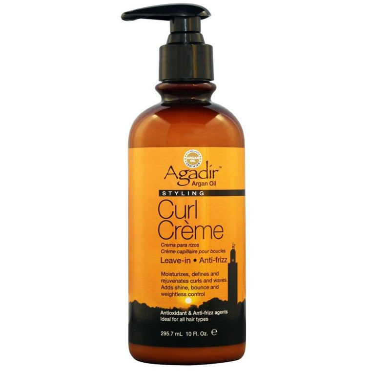 Agadir Argan Oil Styling Curl Creme 295ml