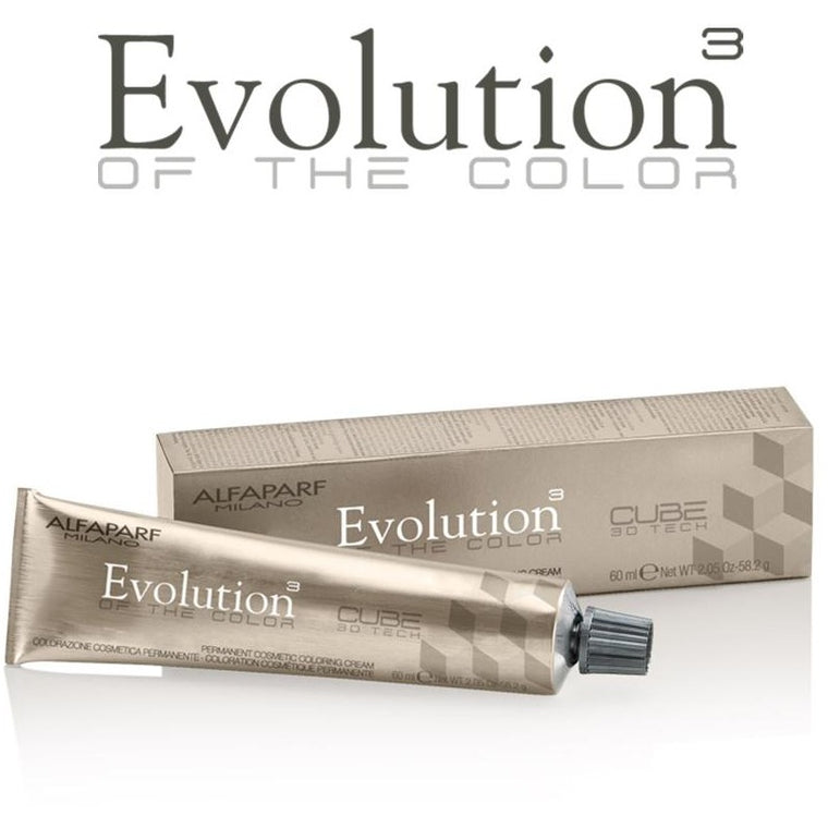 ALFAPARF Evolution of Color PLATINUM SHADES