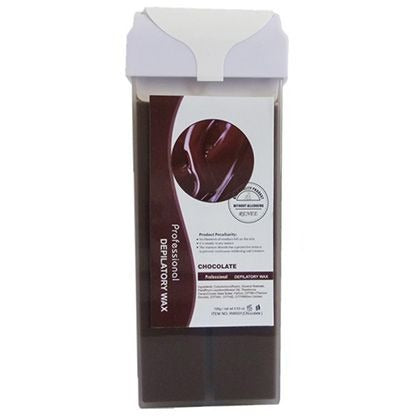 Roll-On Depilatory Wax Refill Cartridge Chocolate