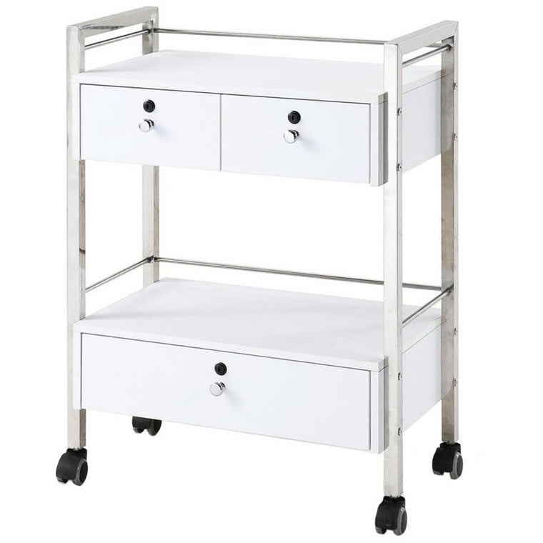 Beauty Trolley Three Drawer