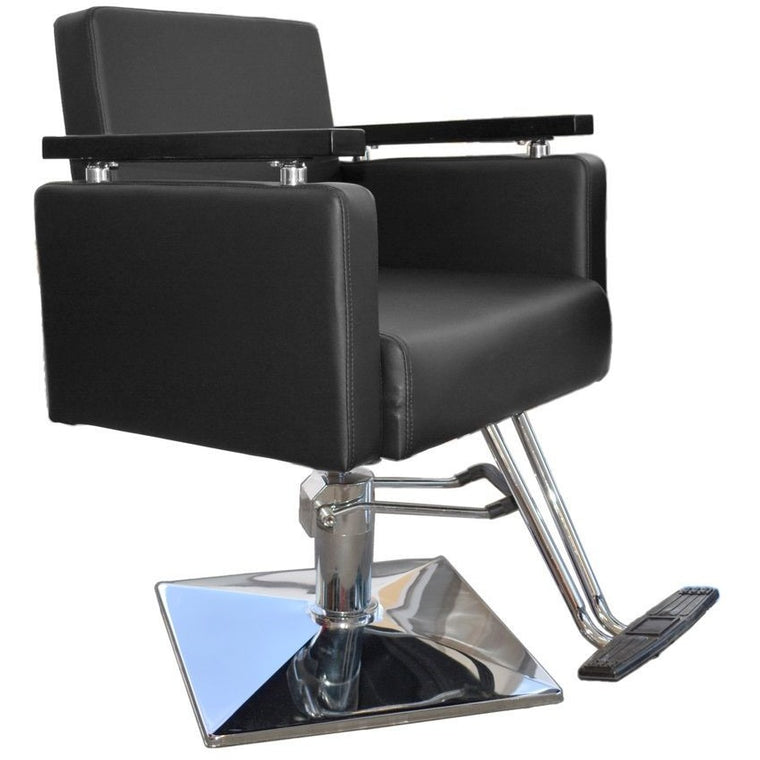MIKA Salon Chair Black