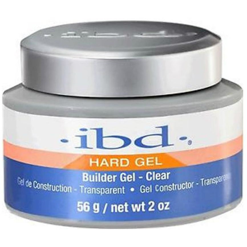 IBD LED/UV Builder Gel Clear 56G