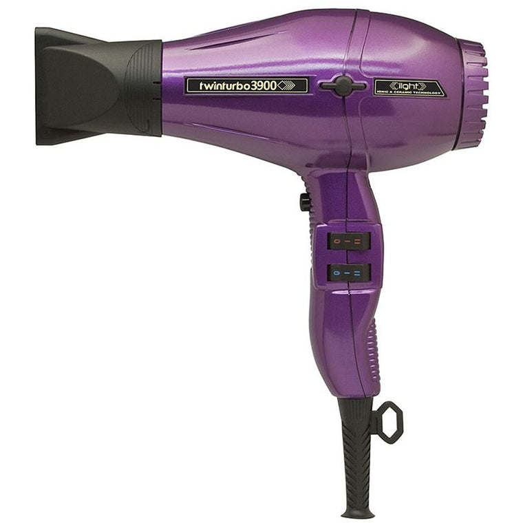 Twin Turbo 3900 Ionic Hairdryer Purple