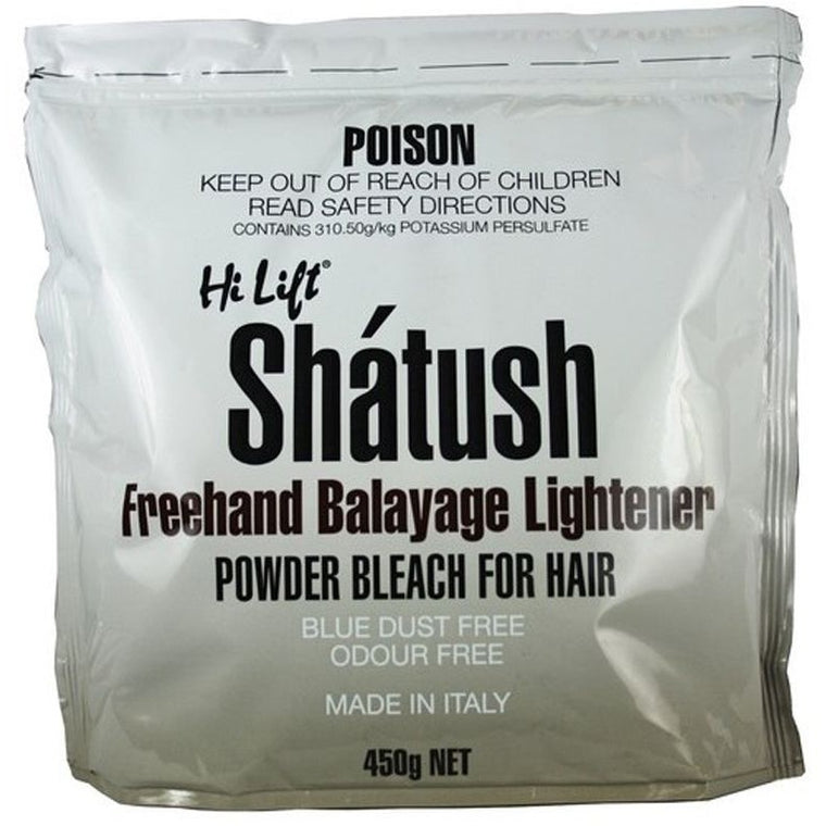 Hi Lift Shatush Freehand Balayage Lightener 450g