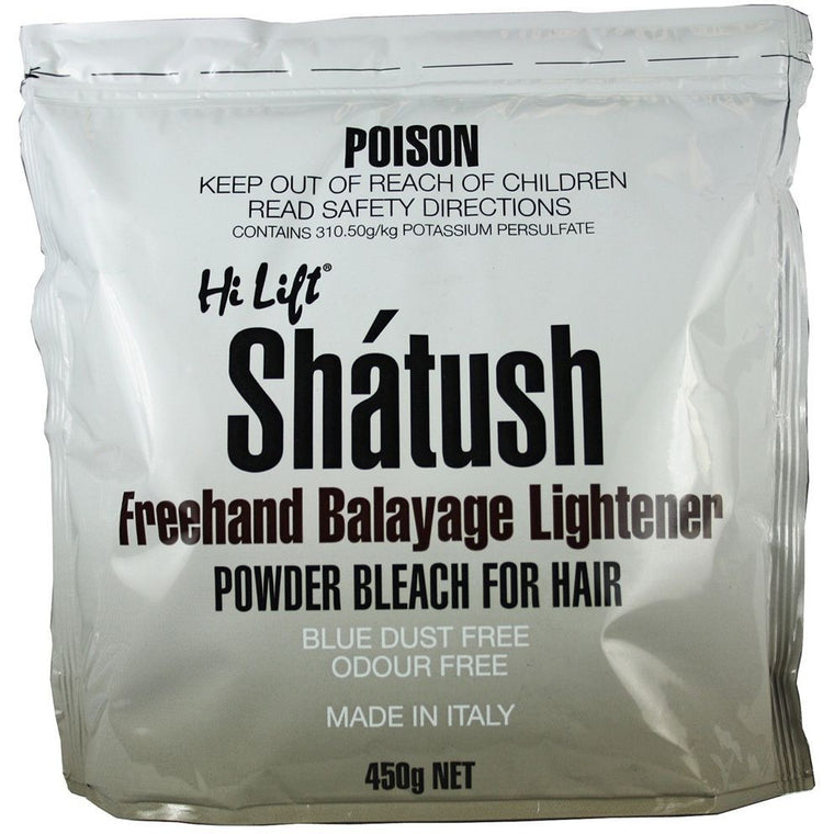 Hi Lift Shatush Professional Balayage Hair Colouring Flim 150m