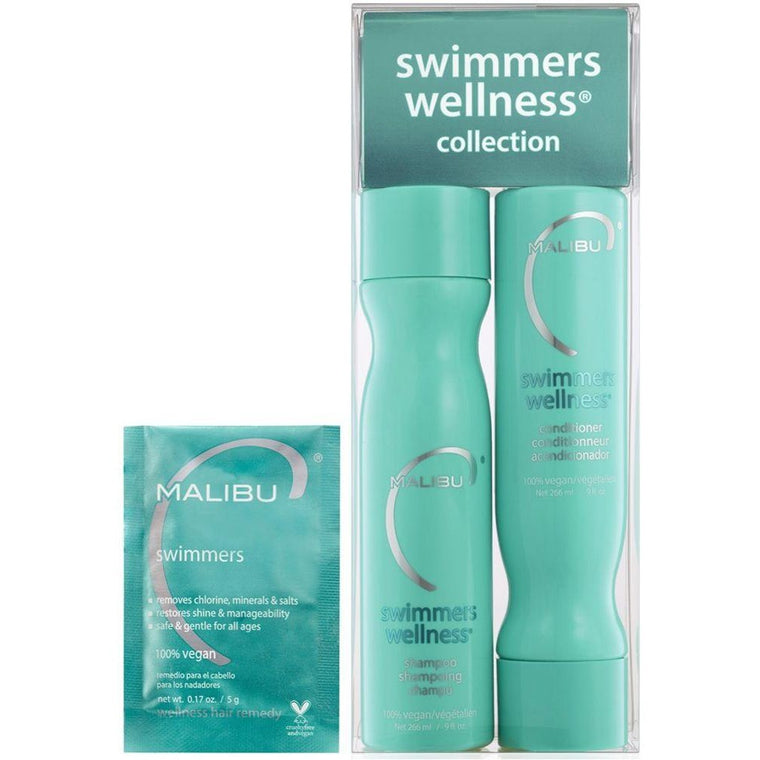 Malibu Swimmers Wellness Shampoo & Conditioner 266ML
