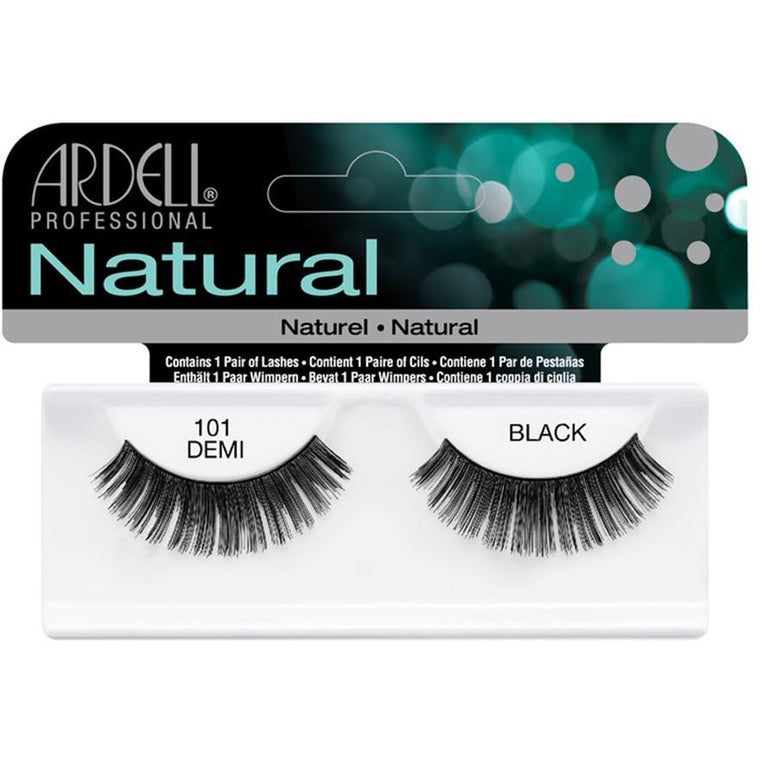 ARDELL NATURAL STYLE 101 DEMI BLACK