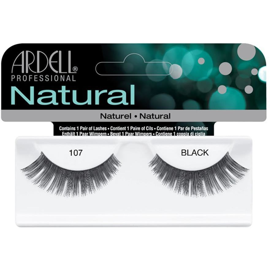 ARDELL NATURAL STYLE 107  BLACK