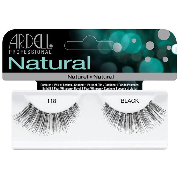 ARDELL NATURAL STYLE 118 BLACK