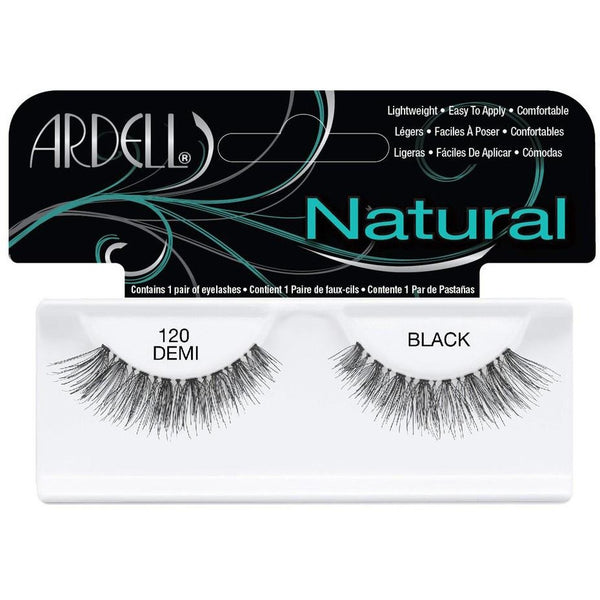 ARDELL NATURAL STYLE 120 DEMI BLACK