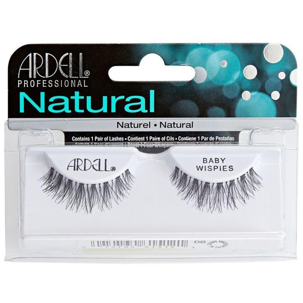 Ardell Natural Baby Wispies Black Eyelash Extensions