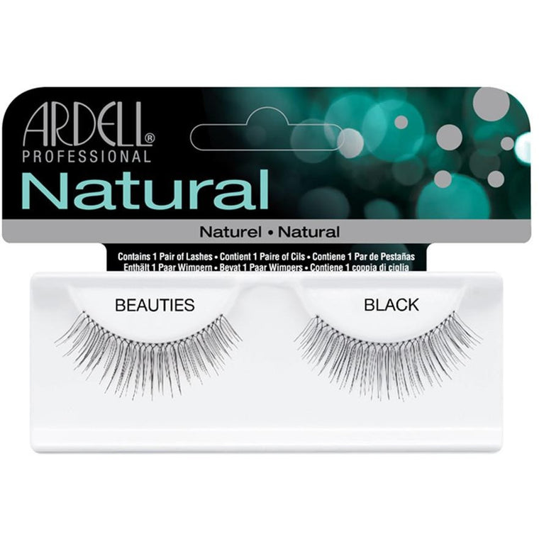 ARDELL NATURAL BEAUTIES INVISIBANDS BLACK