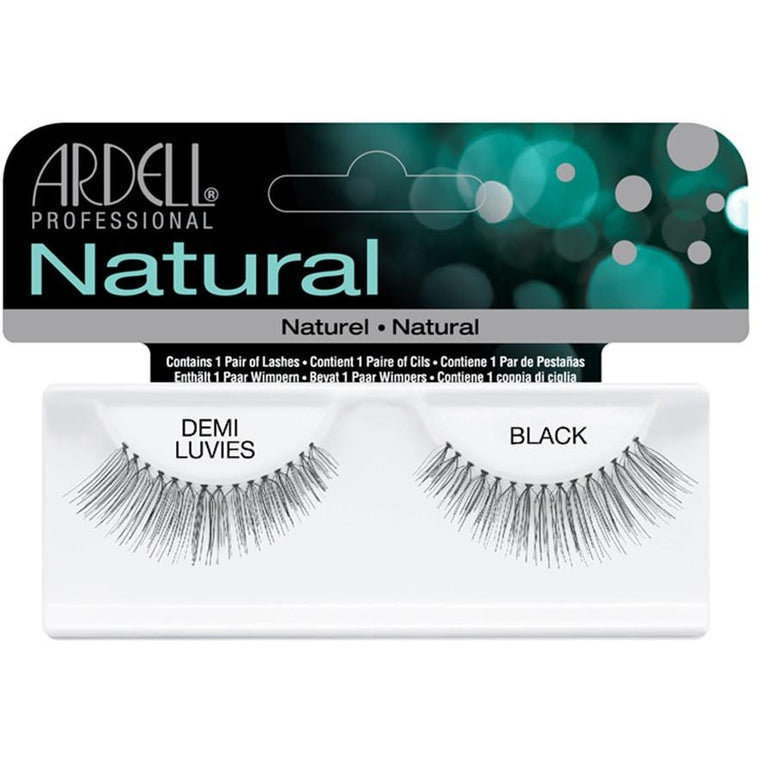 ARDELL NATURAL STYLE DEMI LUVIES BLACK