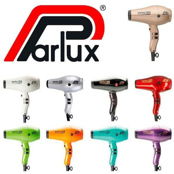 Parlux 385 POWERLIGHT Hairdryer Range