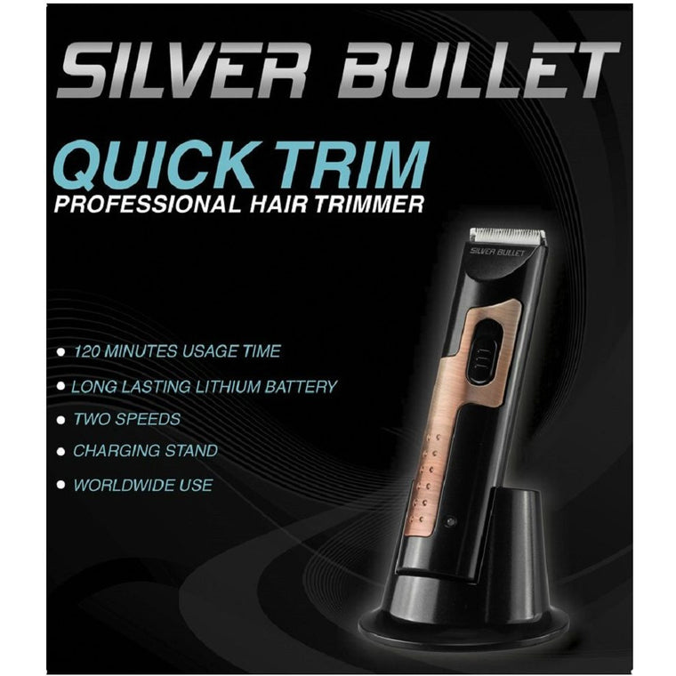 Silver Bullet Quick Time Pro Trimmer